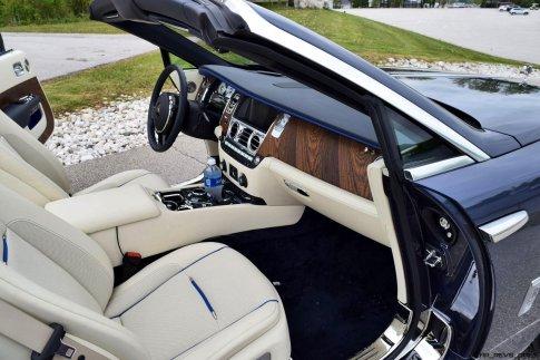 Rolls Royce Dawn INTERIORS 5