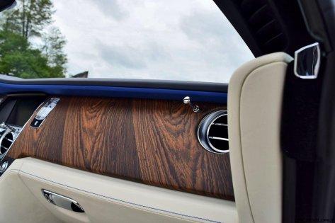 Rolls Royce Dawn INTERIORS 7