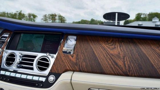 Rolls Royce Dawn INTERIORS 8