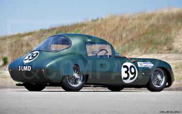 1957 Arnott-Climax 1100 GT 12