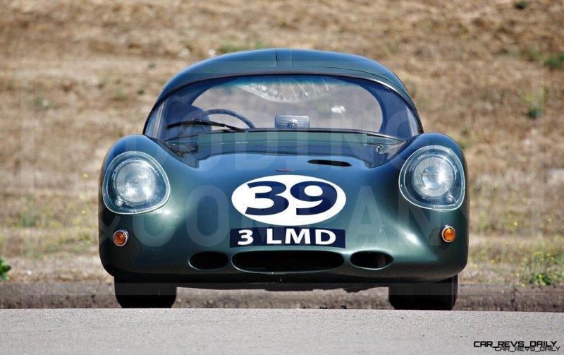 1957 Arnott-Climax 1100 GT 3