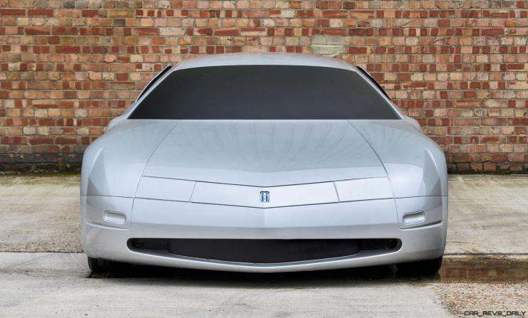 1999 DeTomaso Nuova Pantera 2000 Prototype 16
