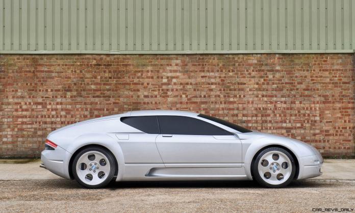 concept flashback - 1999 detomaso nuova pantera 2000 prototype
