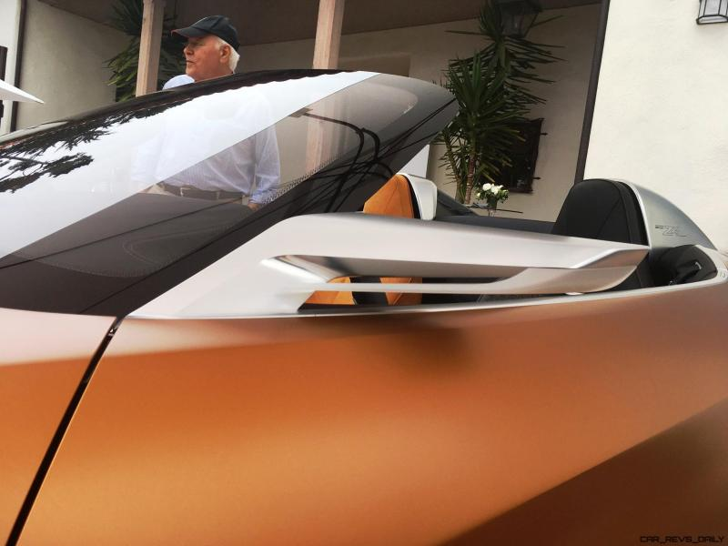 2017 BMW Z4 Concept By James Crabtree 30