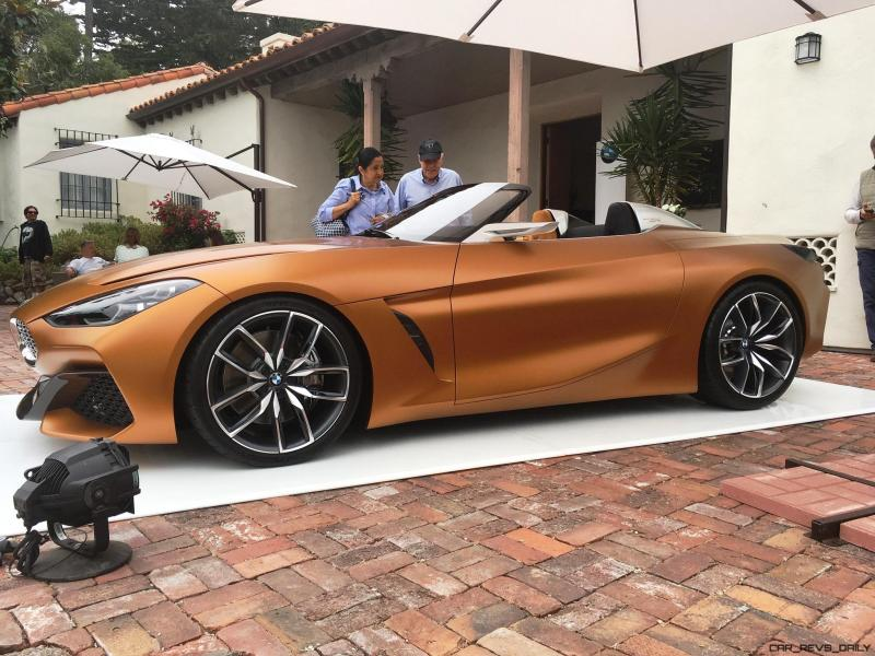 2017 BMW Z4 Concept By James Crabtree 32