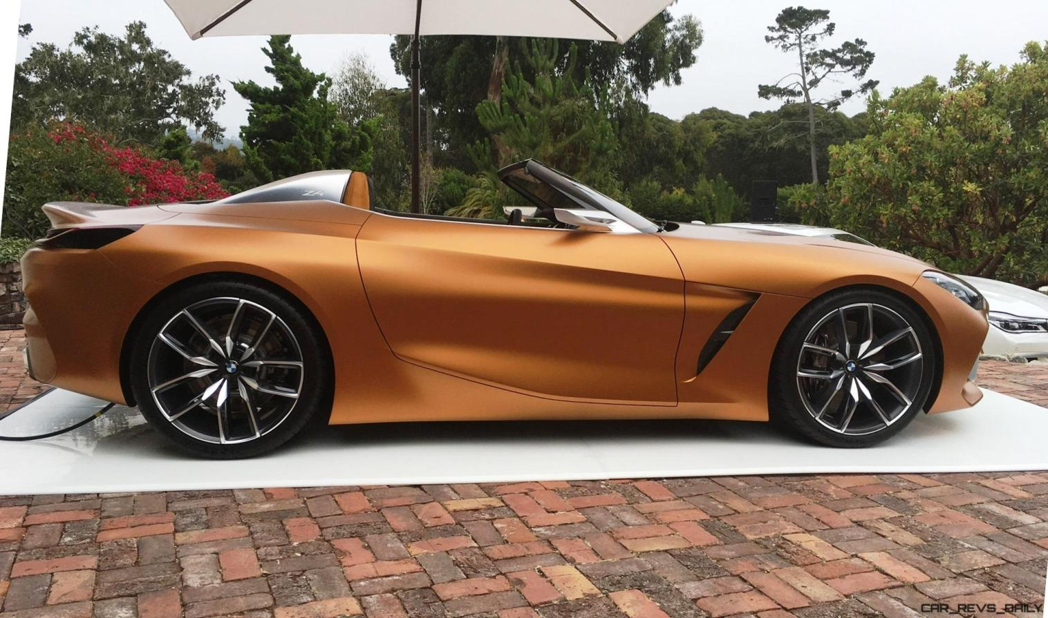 2017 BMW Z4 Concept By James Crabtree 6