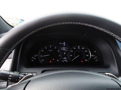 2017 Lexus LS460 F Sport Interiors 15