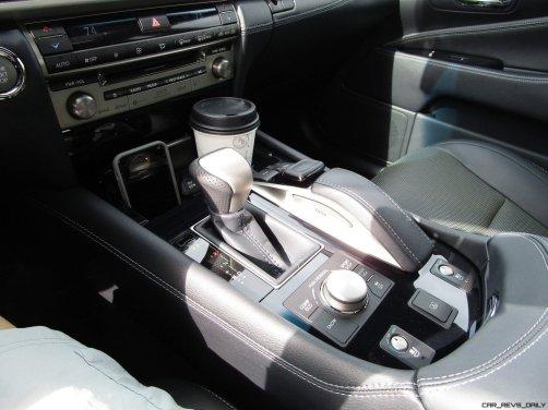 2017 Lexus LS460 F Sport Interiors 17