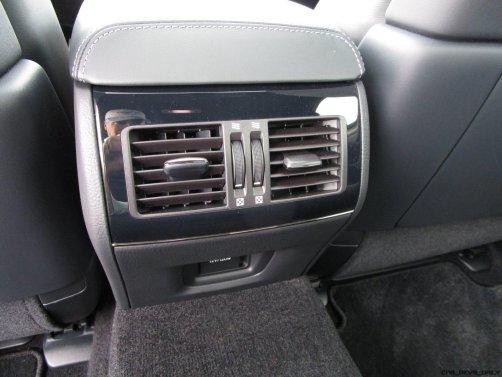 2017 Lexus LS460 F Sport Interiors 32
