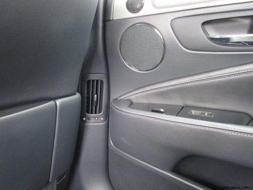 2017 Lexus LS460 F Sport Interiors 33