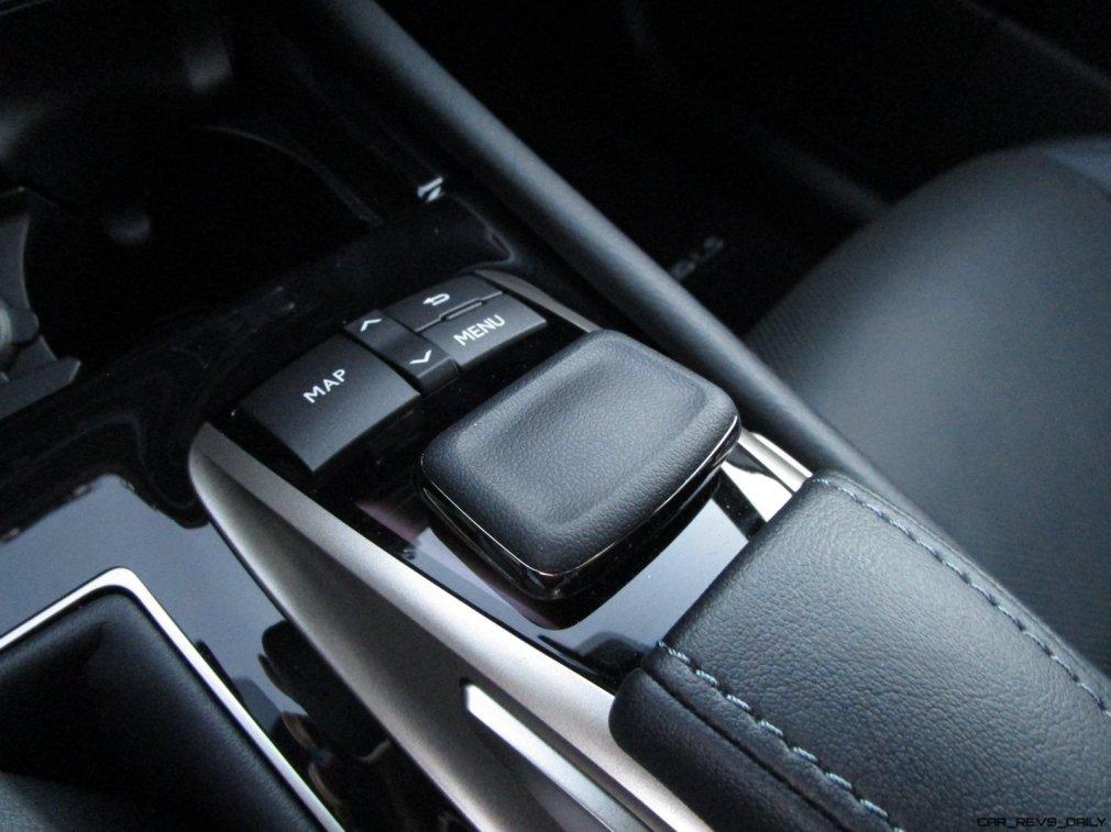 2017 Lexus LS460 F Sport Interiors 5