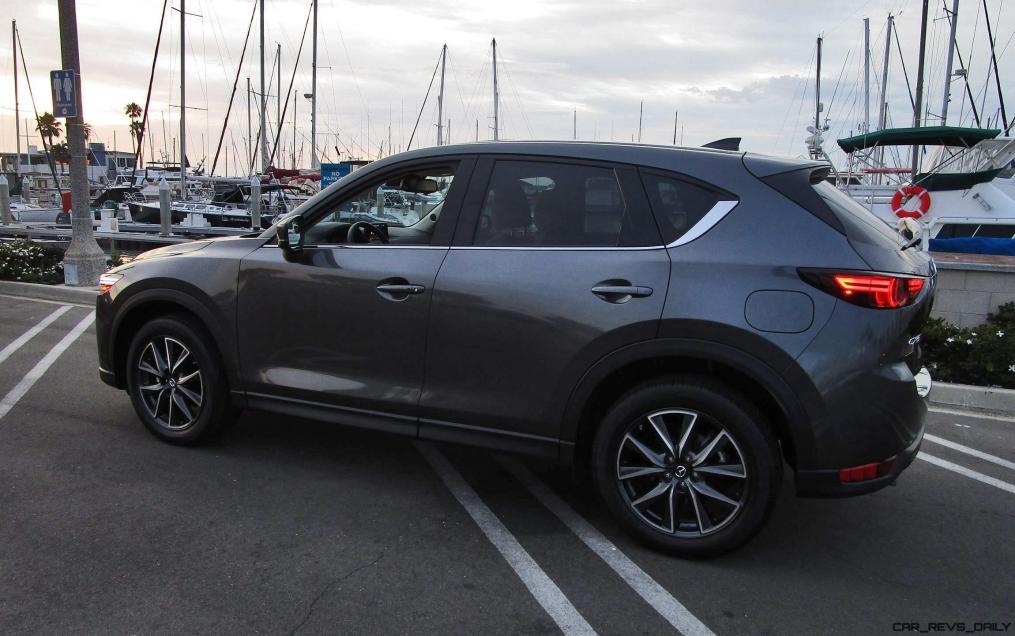 2017 Mazda CX-5 Exteriors 6
