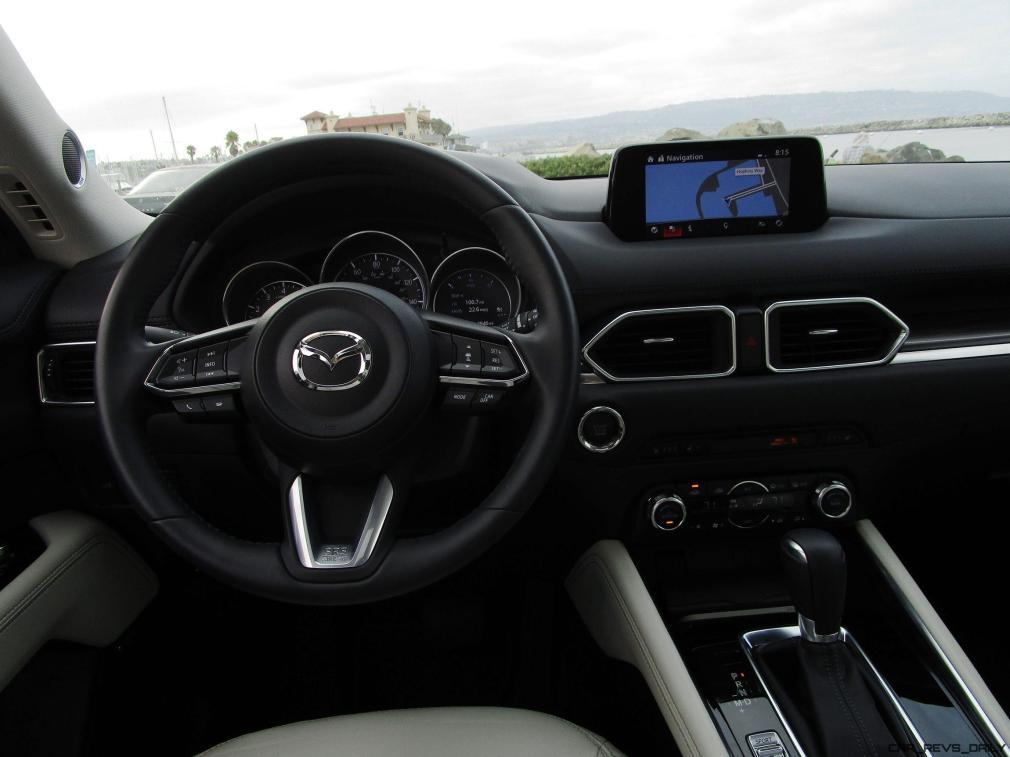 2017 Mazda CX-5 Interior 18