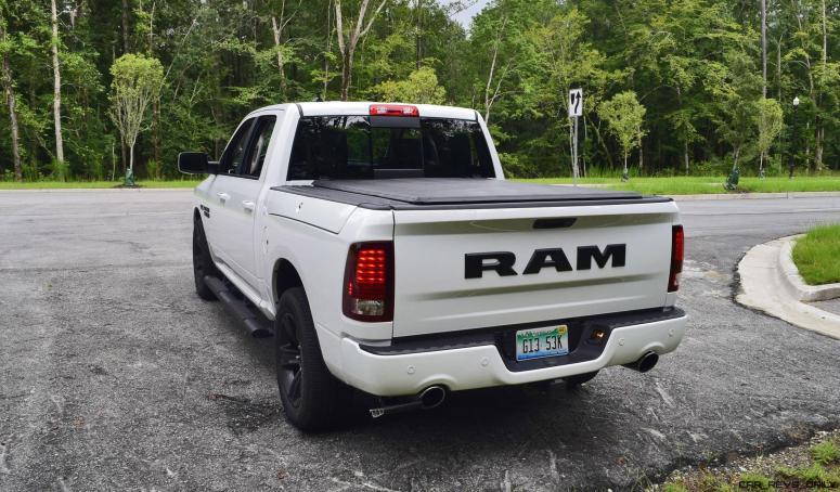 2017 RAM Sport Night Edition EXTERIORS 11
