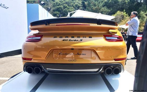 2018 Porsche 911 Turbo S Exclusive Series 18