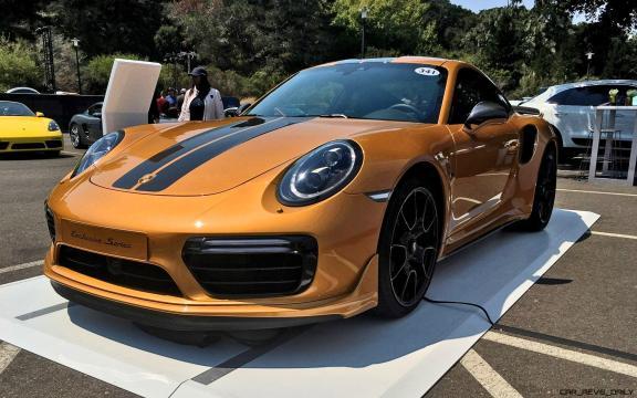 2018 Porsche 911 Turbo S Exclusive Series 6