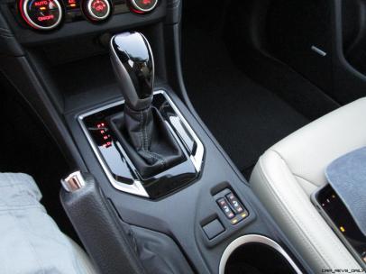 2018 Subaru Impreza INTERIOR 1