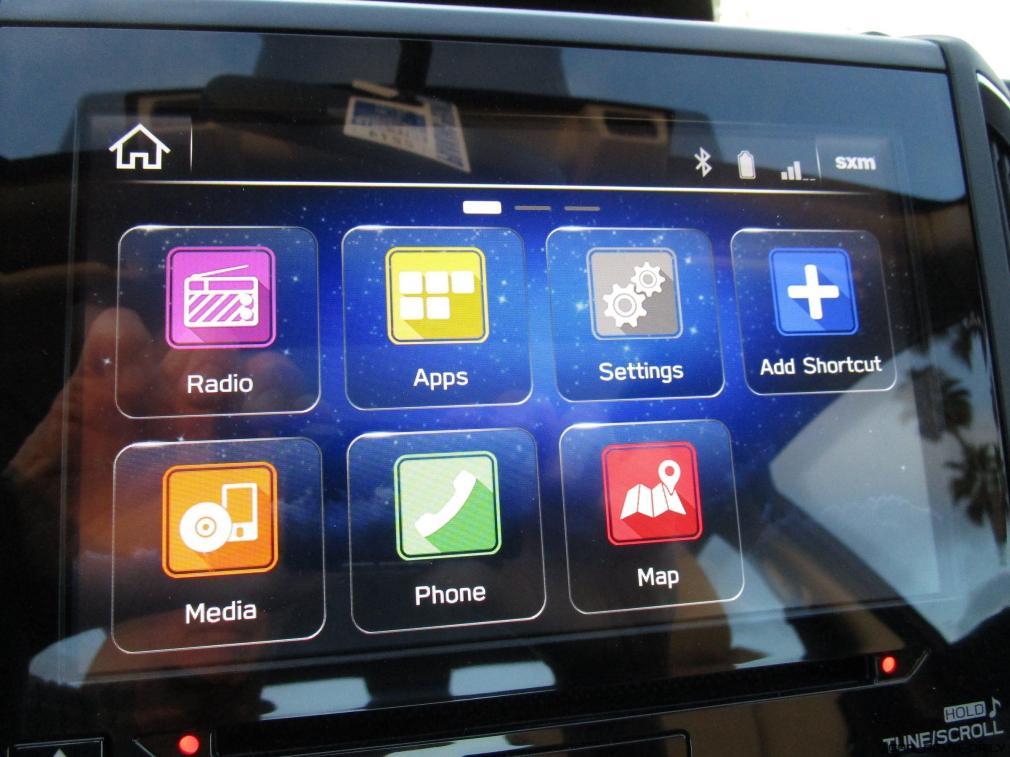 2018 Subaru Impreza INTERIOR 10