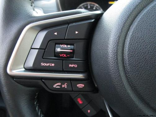 2018 Subaru Impreza INTERIOR 2