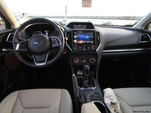 2018 Subaru Impreza INTERIOR 23