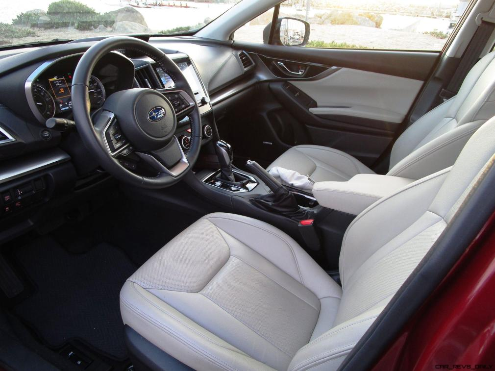 2018 Subaru Impreza INTERIOR 25