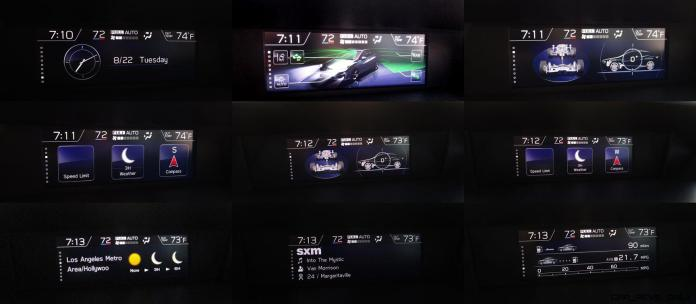 2018 Subaru Impreza INTERIOR 29