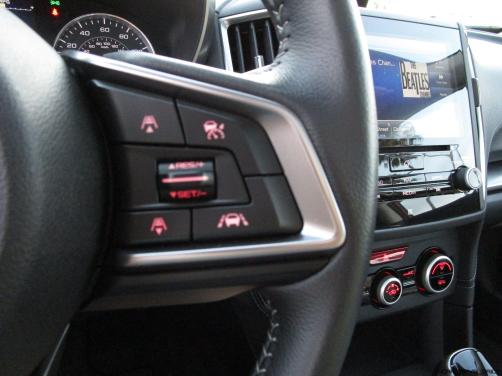 2018 Subaru Impreza INTERIOR 3