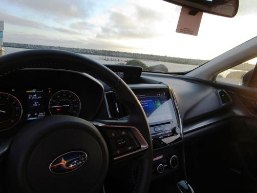 2018 Subaru Impreza INTERIOR 30
