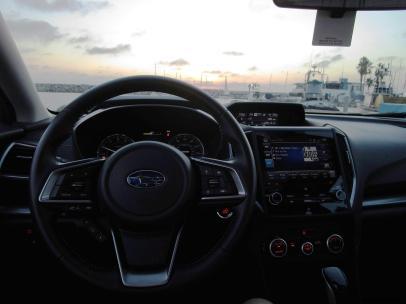 2018 Subaru Impreza INTERIOR 6