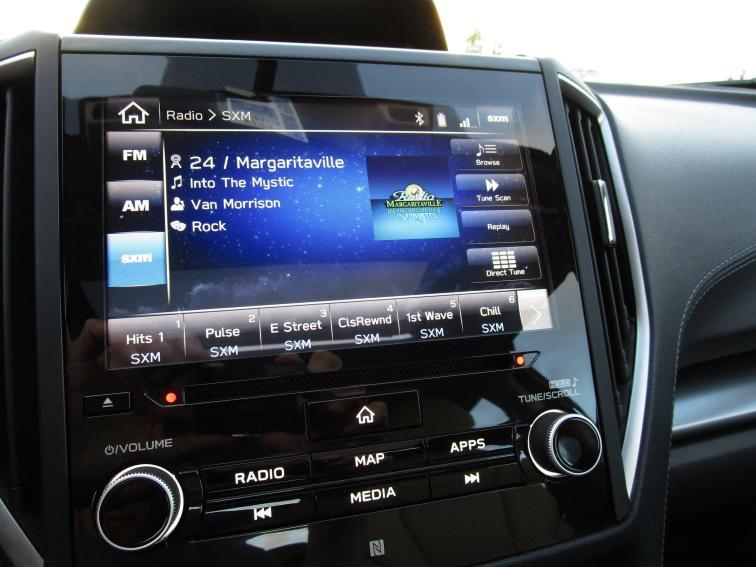 2018 Subaru Impreza INTERIOR 9