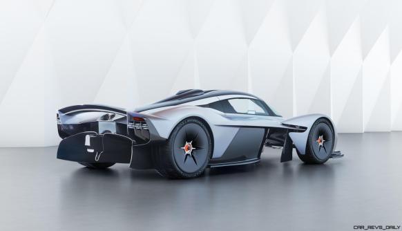Aston Martin VALKYRIE 13