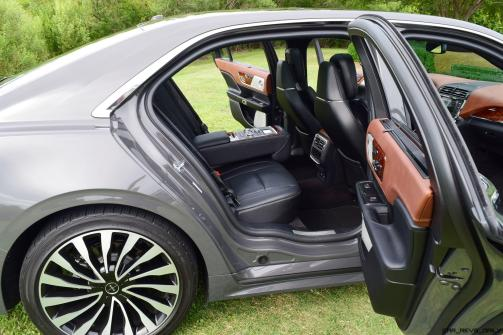 Lincoln Continental 2017 Interior 12