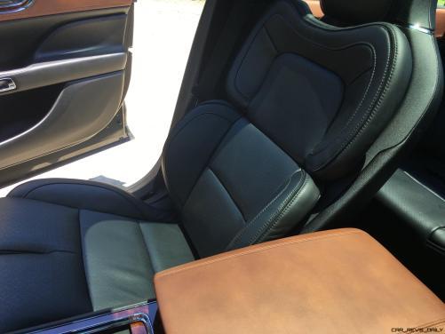 Lincoln Continental 2017 Interior 24