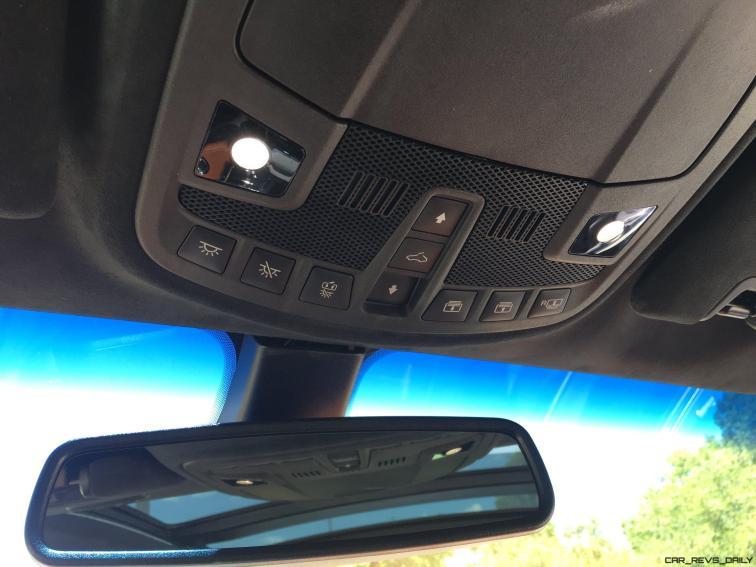 Lincoln Continental 2017 Interior 27
