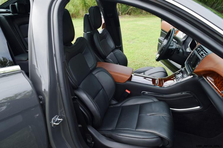 Lincoln Continental 2017 Interior 6