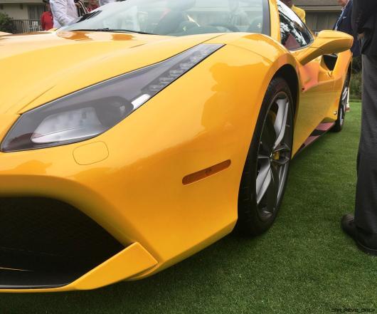 2017 Ferrari 70 Anni Collection at Pebble Beach Concours 10