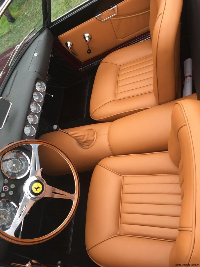 2017 Ferrari 70 Anni Collection at Pebble Beach Concours 107