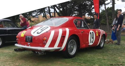 2017 Ferrari 70 Anni Collection at Pebble Beach Concours 113