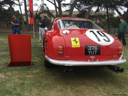 2017 Ferrari 70 Anni Collection at Pebble Beach Concours 131