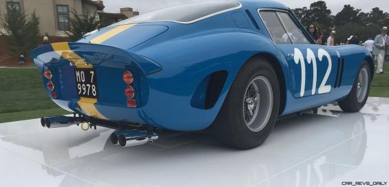 2017 Ferrari 70 Anni Collection at Pebble Beach Concours 46