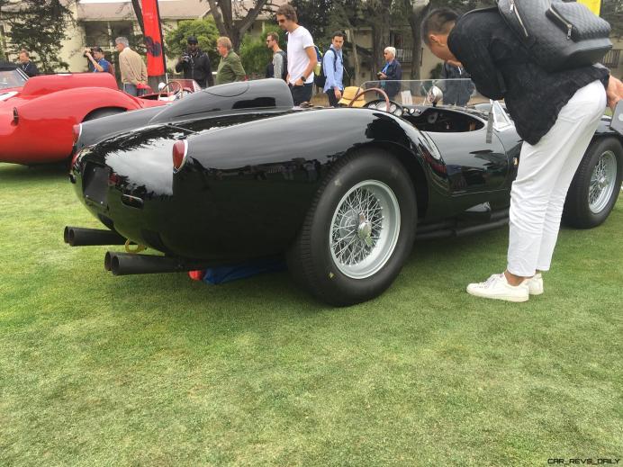 2017 Ferrari 70 Anni Collection at Pebble Beach Concours 70