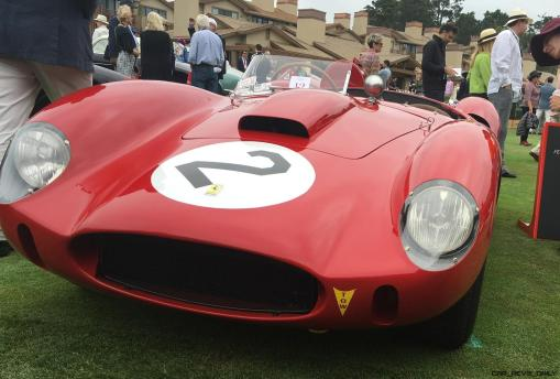 2017 Ferrari 70 Anni Collection at Pebble Beach Concours 91