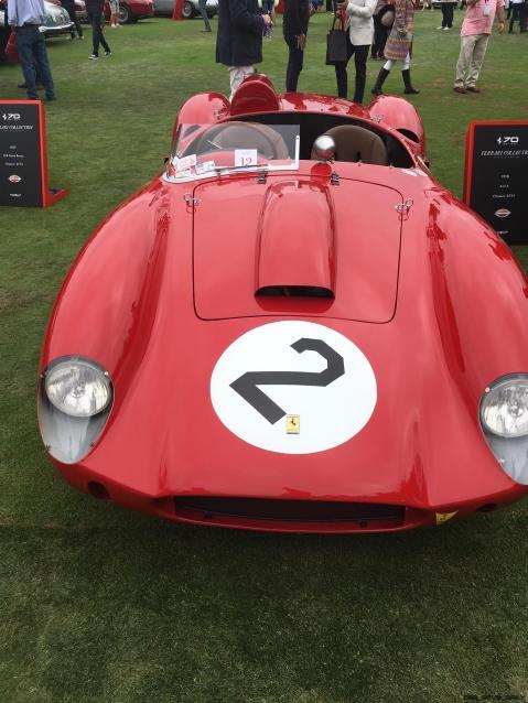 2017 Ferrari 70 Anni Collection at Pebble Beach Concours 93
