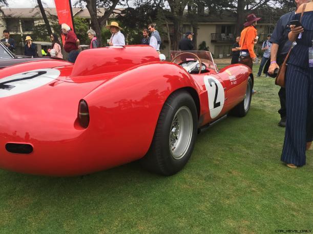 2017 Ferrari 70 Anni Collection at Pebble Beach Concours 97