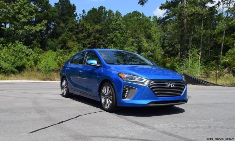 2017 Hyundai Ioniq Hybrid EXTERIOR 14