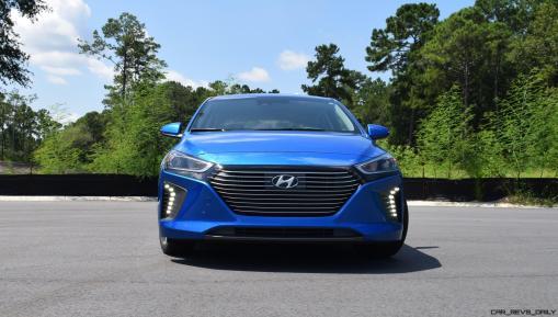 2017 Hyundai Ioniq Hybrid EXTERIOR 23