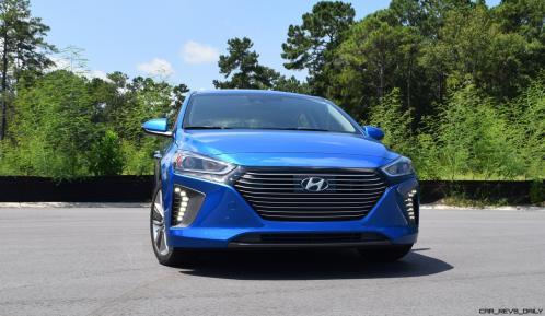 2017 Hyundai Ioniq Hybrid EXTERIOR 24