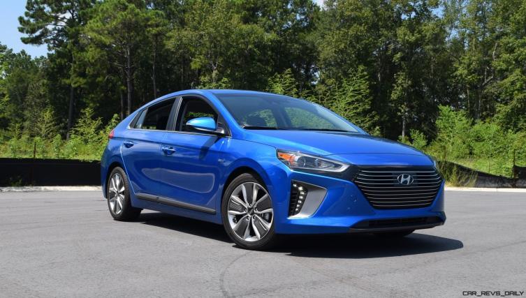 2017 Hyundai Ioniq Hybrid EXTERIOR 27