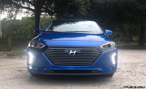 2017 Hyundai Ioniq Hybrid EXTERIOR 34