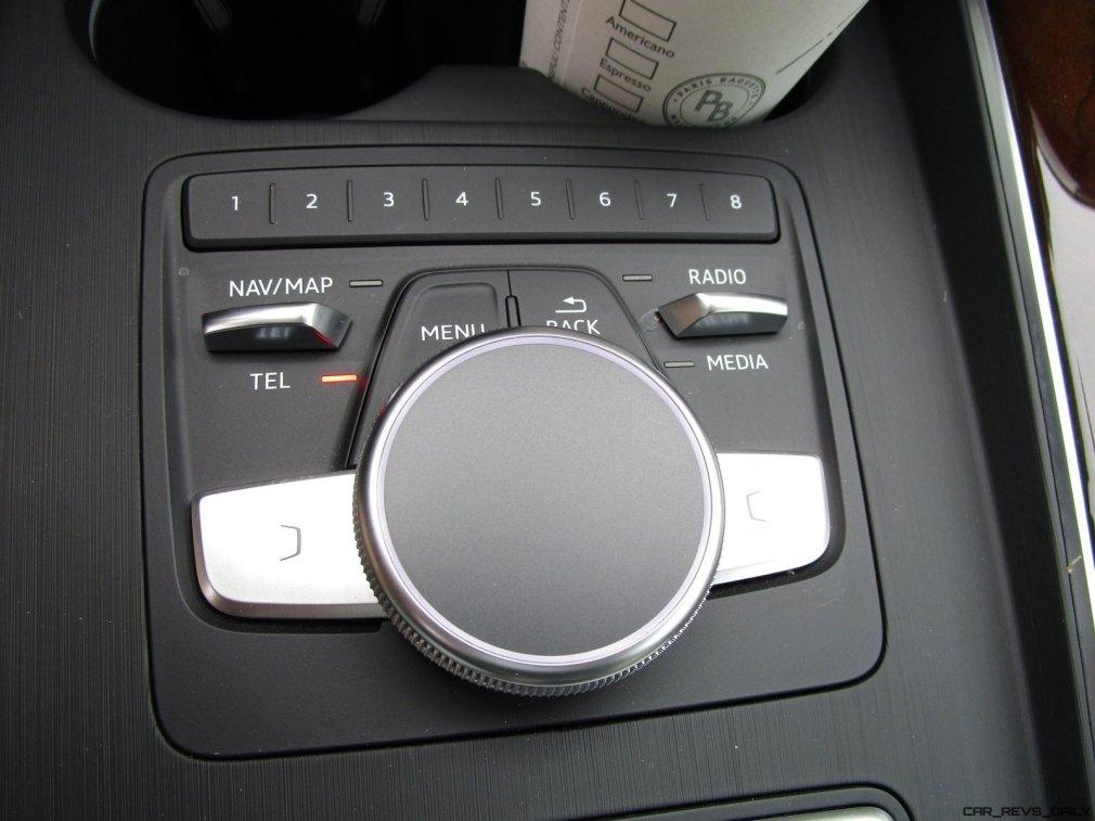 2018 Audi A5 Coupe INTERIORS 10